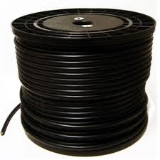 Economical RG-59/U Siamese cable. 500 FT with Power/Video