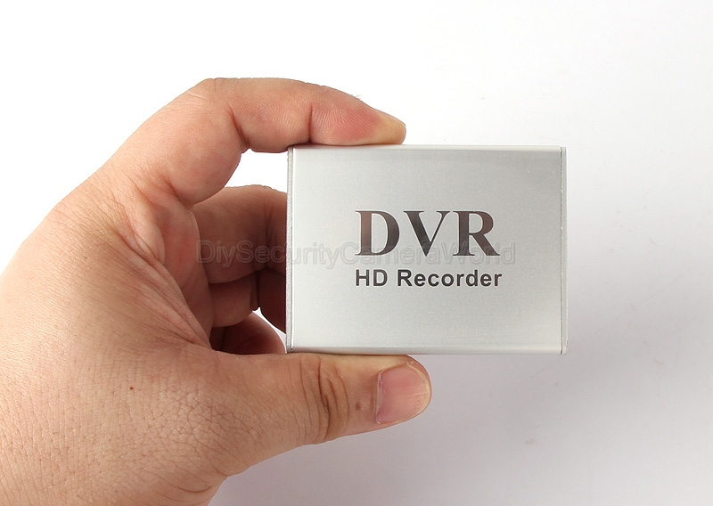 Mini DVR support sd card Real-time xbox hd mini 1ch dvr