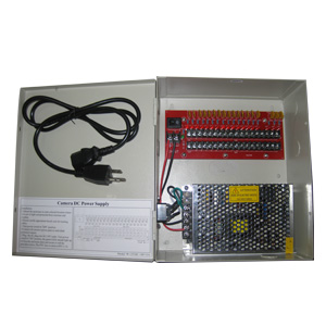 CCTV Power Supplies
